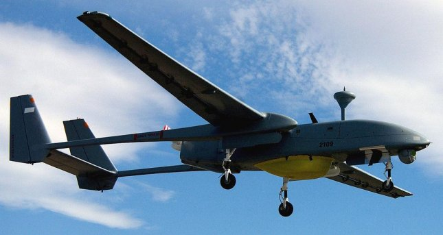Australia is extending a contract for use of Heron aircraft.(U.S. Air Force photo/SSgt. Reynaldo Ramon)
