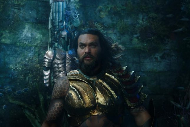 Jason Momoa's Aquaman is set for release Dec. 21. Photo courtesy of Warner Bros.