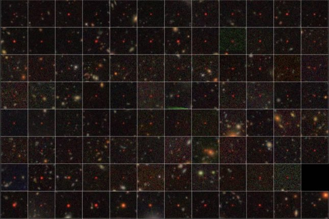 Scientists surveyed dozens of newly discovered quasars using the Subaru Telescope's Hyper Suprime-Cam. Photo by the National Astronomical Observatory of Japan