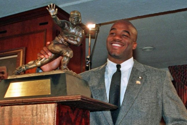 Rashaan Salaam's Heisman Sells for Record Money