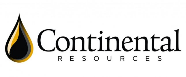 U.S. shale player Continental Resources sees output dwindling through the year. Company already pulled rigs from one of the premier shale basins in the country. Logo courtesy of Continental Resources.