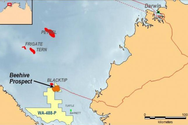 Australian energy company cleared to survey what could be the country's largest oil and gas field. Image courtesy of Melbana Energy Ltd.
