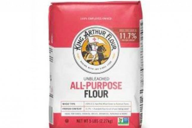 King Arthur Flour announced recalls of its 5-pound and 25-pound bags of flour due to potential presence of E. coli on Thursday. Photo courtesy King Arthur Flour