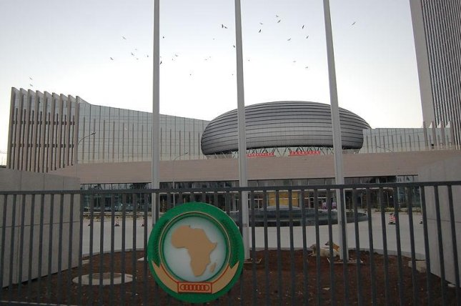 The United States Department of State announced on January 27, 2014 that Deputy Secretary William Burns will lead a ten-member delegation of senior U.S. officials to meet with African Union officials in Addis Ababa, Ethiopia. The AU conference center is pictured. (CC/Maria Dyveke Styve)