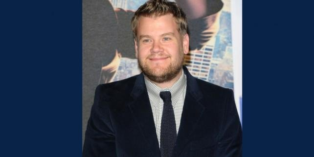 James Corden is taking over The Late Late Show in March. (CBS.)