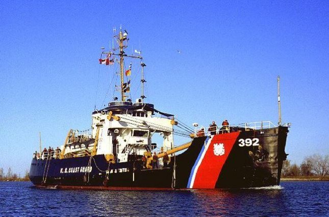 The cutter USGCS Bramble, which served the U.S. Coast Guard from 1942 until its decommissioning in 2003, will be auctioned in November. Photo courtesy of U.S. Coast Guard