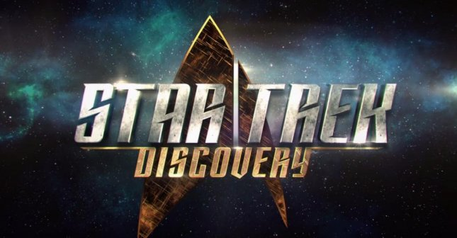 A new spaceship, the USS Discovery was revealed in the first teaser for CBS' upcoming Star Trek television series. Photo courtesy of CBS/Yotube