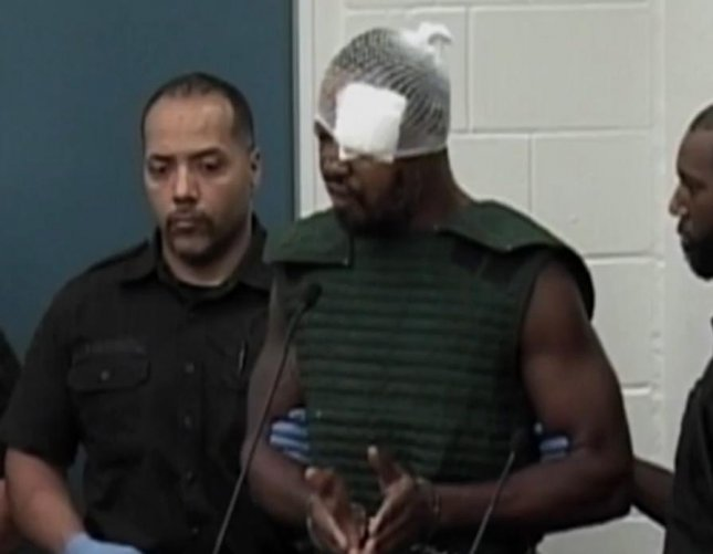 Markeith Loyd makes expletive-laden court appearance