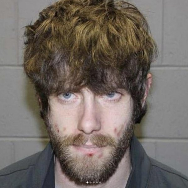 Police launched a nationwide manhunt for John Williams after he allegedly killed a sheriff's deputy in Maine and stole his marked police cruiser. File Photo courtesy of Maine State Police