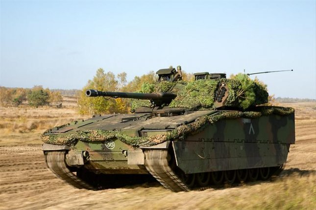 Estonia has received its first batch of surplus CV90 vehicles purchased from the Netherlands. CV90 photo from Dutch Ministry of Defense