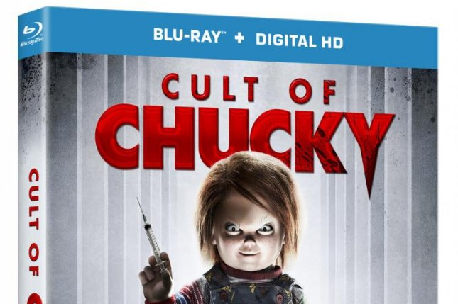 Image of Cult of Chucky Blu-ray, courtesy of Universal Pictures Home Entertainment