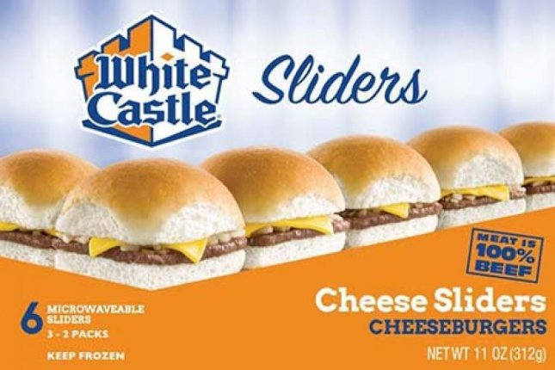 White Castle voluntarily recalled some frozen burgers Friday. Photo courtesy FDA