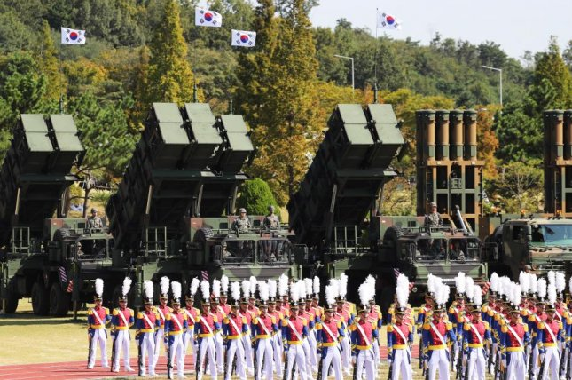 South Korea's M-SAM missile defense system will cost Seoul more than $800 million. Photo by Yonhap