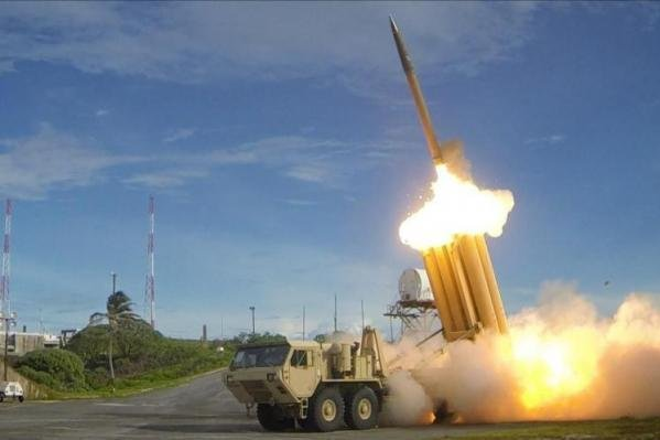 THAAD is to be placed in position by July. About 51 percent of South Koreans said in a recent survey they are in favor of its deployment. File Photo courtesy of U.S. Missile Defense Agency