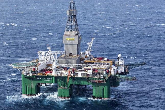 Lundin Peroleum drilling more into an oil and gas prospect in the Barents Sea. Photo courtesy of Lundin Petroleum.