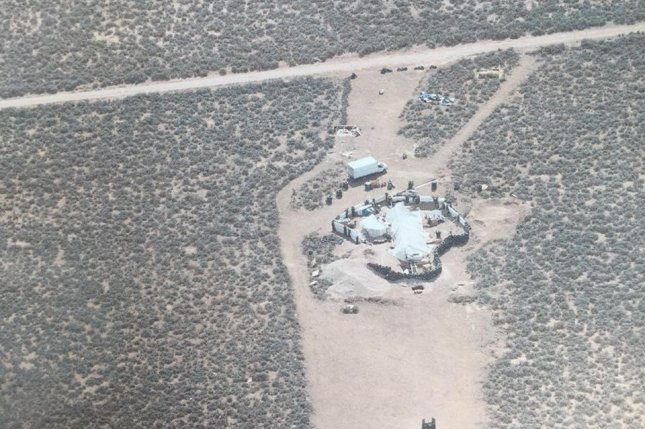Court records: New Mexico compound suspects were training