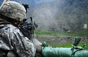 Pentagon officials say the United States may send an additional 10,000 troops to Afghanistan by the end of the year. Photo: U.S. military/Sgt. Matthew Moeller
