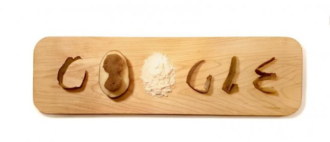Google is paying homage to countess, scientist and agronomist Eva Ekeblad with a new Doodle. Image courtesy of Google