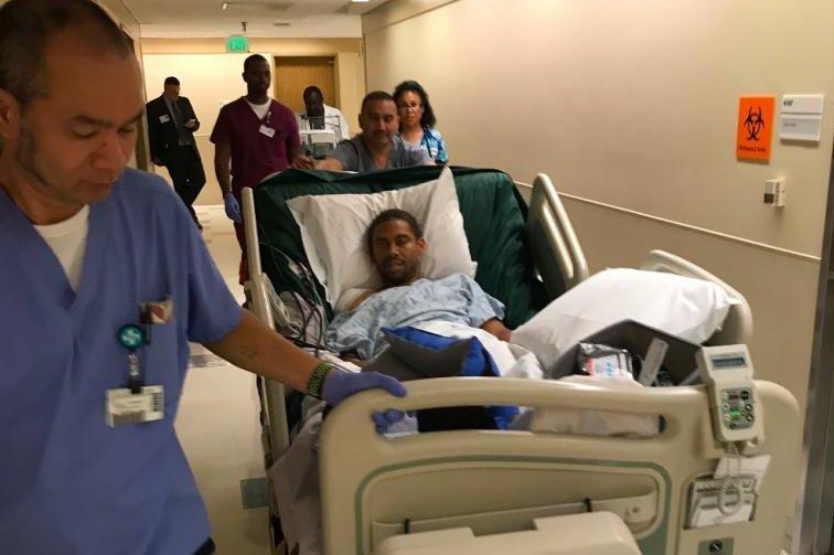 Ray Young III: Former UCLA basketball player's heart stops on basketball court