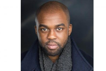 Ken Nwosu is to star in the new three-part drama, The Man. Photo courtesy of ITV