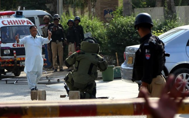 Hour-long shootout at Chinese consulate in Pakistan kills guards and civillians