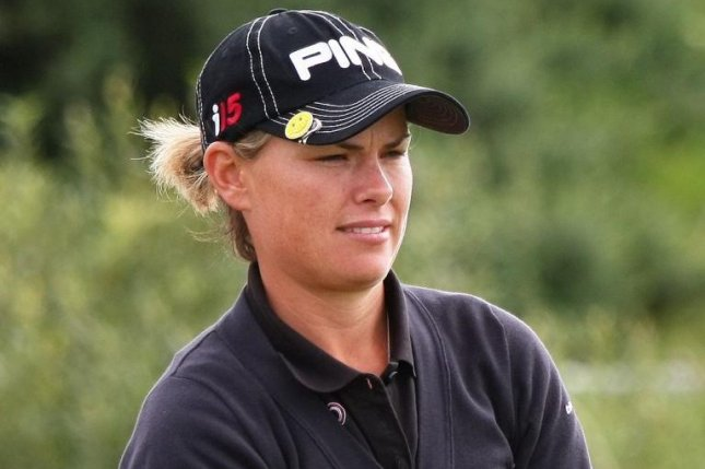 Lee-Anne Pace of South Africa has become the first female golfer to withdraw from the Rio Olympics. Photo by Wojciech Migda