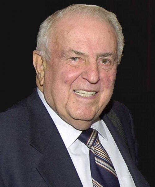 Abner J. Mikva, who served at high levels in all three branches of the U.S. federal government, died on Monday at the age of 90 in Chicago. He was awarded the Presidential Medal of Freedom in 2014 by President Barack Obama. Photo courtesy of Mikva Challenge