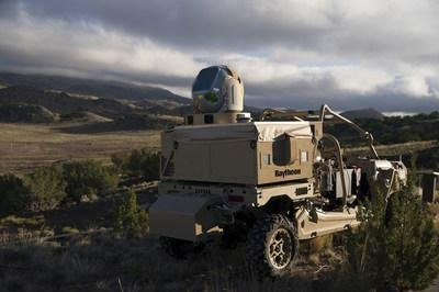 air force 1 laser defence
