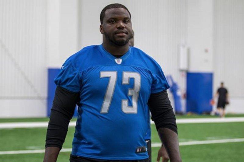 wholesale dealer 7b3ca ca70c Detroit Lions waive injured left tackle Greg Robinson - UPI.com