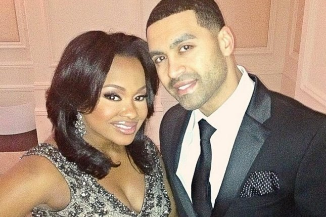Phaedra Parks and husband Apollo Nida are headed for divorce. (Instagram/Phaedra Parks)