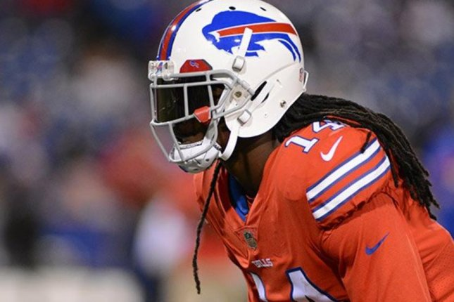 The Buffalo Bills declined Sammy Watkins' fifth-year option for 2018 on Tuesday. Photo courtesy of the Buffalo Bills/Twitter