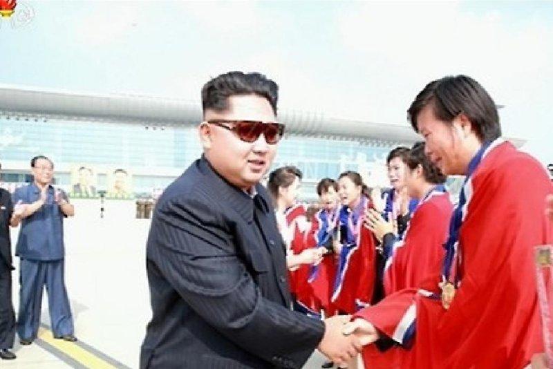 Your North korea kim jong un women phrase