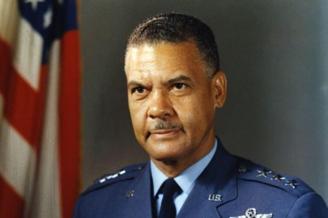 A U.S. Air Force Academy airfield was named on Friday to honor Gen. Benjamin O. Davis, an original Tuskegee Airman. Photo courtesy of U.S. Air Force