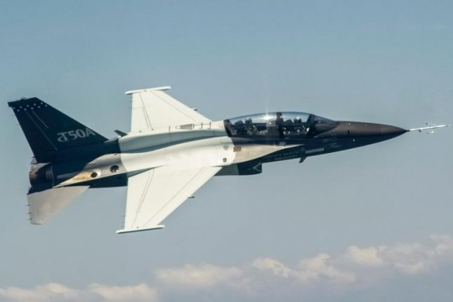 T X2 Jet For The Air Force S X Advanced Trainer Peion Is Shown In Boeing Delivery Building St Louis Photo Bill Carey