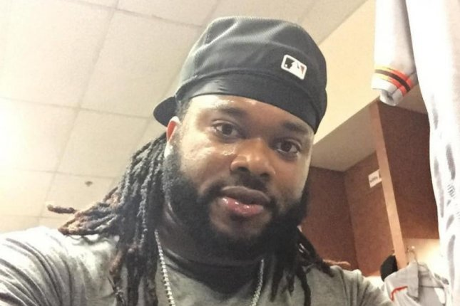 San Francisco Giants pitcher Johnny Cueto. (Instagram/Johnny Cueto)