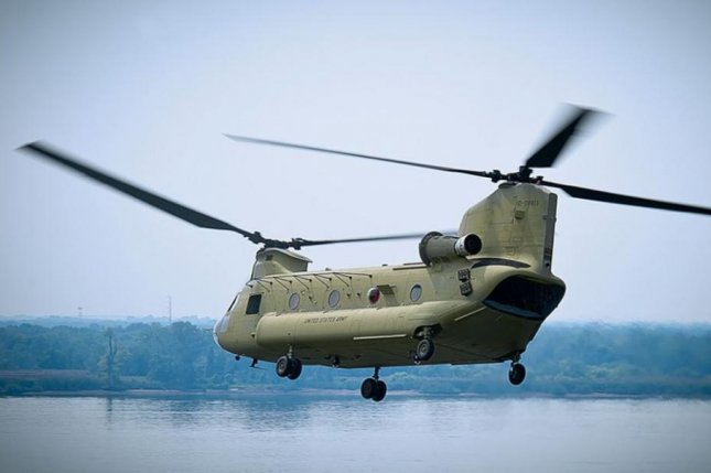 The U.S. Army has has 69 MH-47G Chinook helicopters. Boeing was awarded $39 million for finalization of four new-build MH-47G Chinook Block II special operations helicopters. Photo courtesy of Boeing