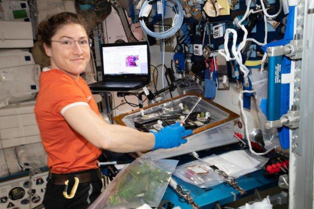 With her newly announced extended stay, astronaut Christina Koch will set a new record for longest spaceflight by a female. Photo by NASA