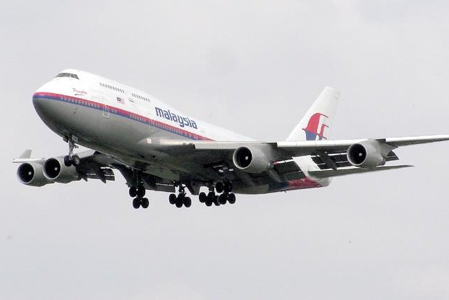 A Malaysia Airlines Boeing 747. (Adrian Pingstone)