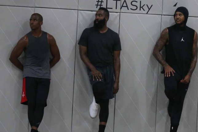 Carmelo-anthony-hoops-with-chris-paul-james-harden-russell-westbrook