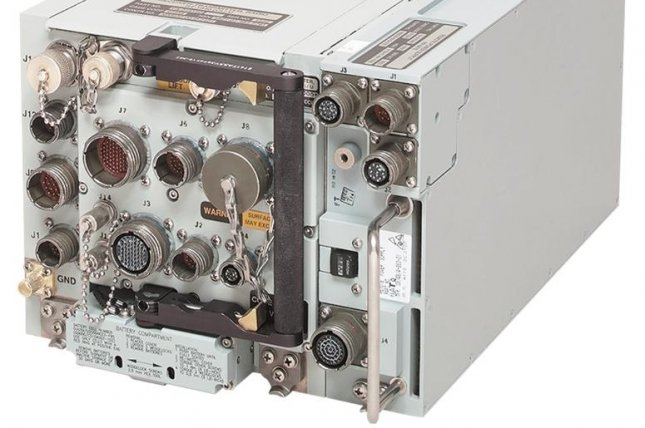 The MIDS-LVT(1) - Link 16 Tactical Airborne Terminal is used by the Army, Navy and Marine Corps for secure communications aboard both fixed- and rotary-winged aircraft. Photo courtesy of ViaSat