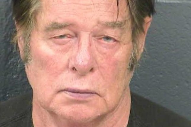Larry Mitchell Hopkins, 69, pleaded not guilty Monday to charges that he possessed a firearm as a felon. Photo courtesy Dona Ana County Detention Center