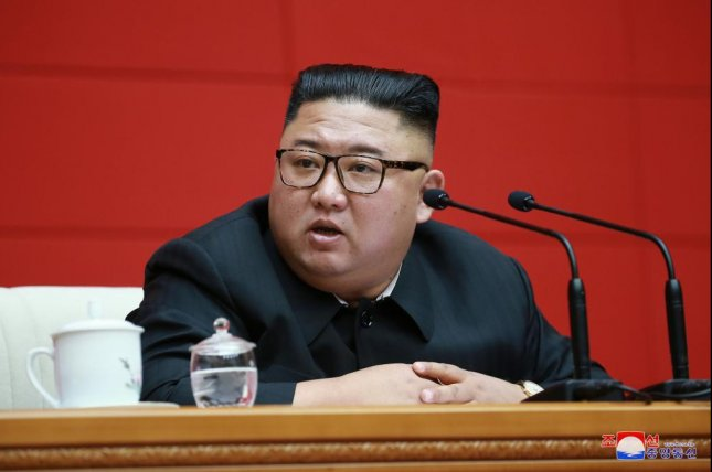 North Korea announced on Friday that it was lifting a coronavirus lockdown in its border city of Kaesong, while Kim Jong Un rejected outside aid for the damages from rain and flooding that battered the country. Photo by KCNA