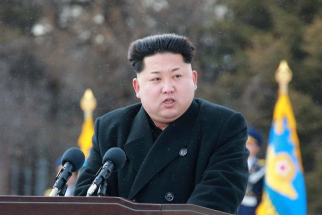 North Korea's Kim Jong Un has resisted calls to curb Pyongyang's nuclear weapons program, drawing reactions from North Korea's neighbors Wednesday, including China. File Photo by Yonhap
