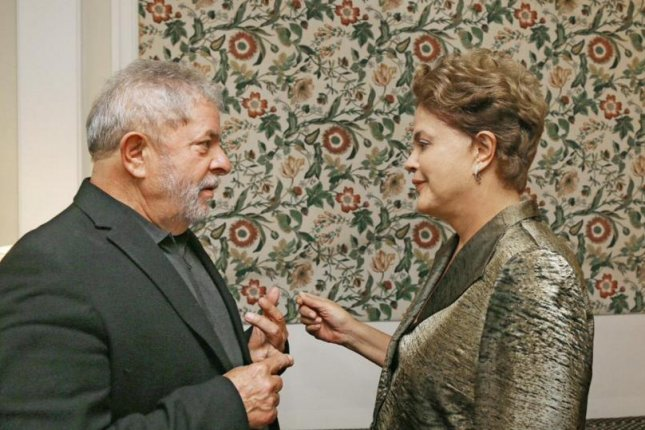 Luiz Inacio Lula da Silva, former president of Brazil, is facing corruption charges filed by federal prosecutors who accuse him of taking part in the Petrobras bribery scandal. On Tuesday, a Brazilian judge ruled he will stand trial. Lula was Dilma Rousseff's political mentor. She was impeached on Aug. 31 and removed from office. Rousseff previously named Lula her chief of staff, which shielded him from prosecution until she was impeached. Photo courtesy of Instituto Lula