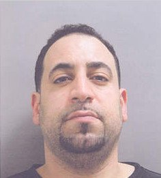 Geries Fakhoury, courtesy of the Orlando Park Police Department.