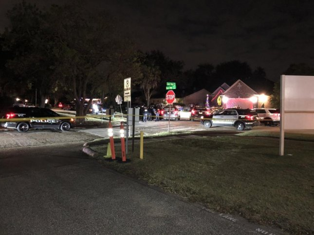 Police officers rescued 29 men and one female from a Houston residence Thursday night. Photo courtesy of the Houston Police Department/Twitter.