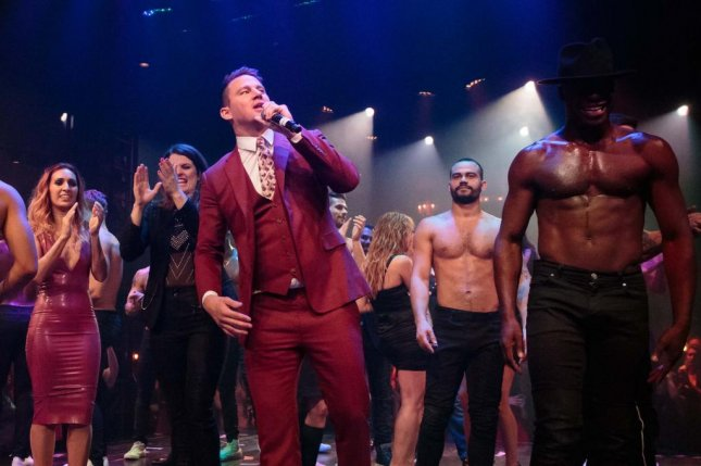 Channing Tatum's 3-year-old daughter has seen 'Magic Mike Live'