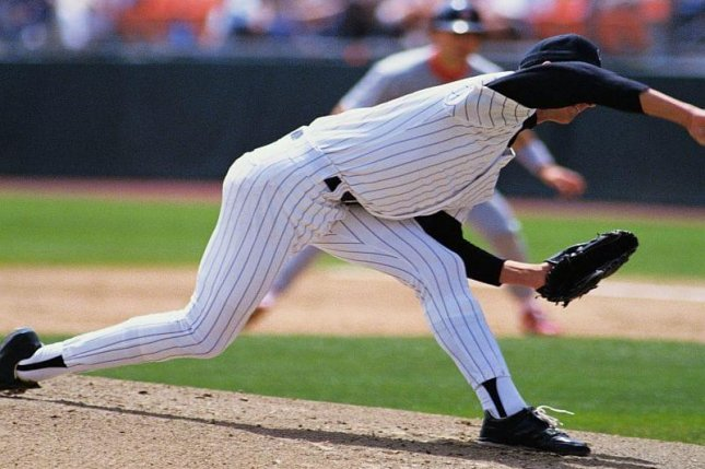 Baseball players appear to have a lower death rate than National Football League (NFL) players. Photo courtesy of HealthDay News