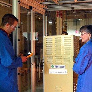 Fuel-cell generator achieves milestone