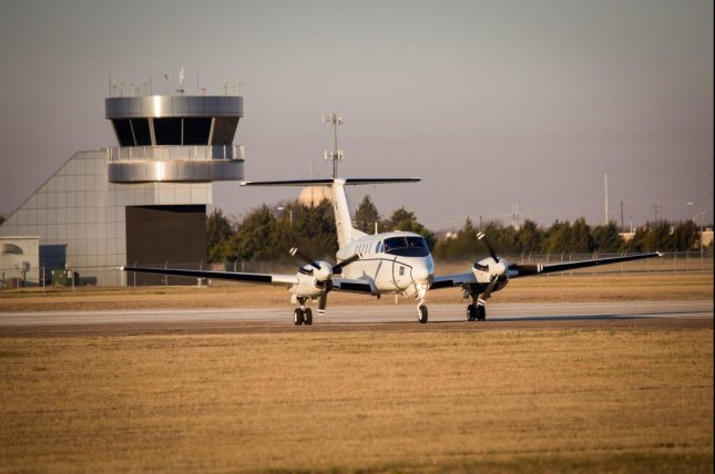 L-3 Communications Corp. has been awarded a $216 million U.S. Army contract modification for contractor aircraft logistics support. Prior modifications of the contract included Army fixed-wing aircraft such as the C-12, shown here in 2015. U.S. Army photo
